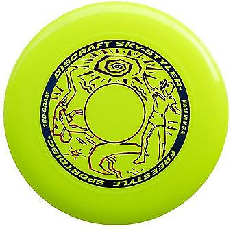 Fluorescent Yellow Sky Styler Discraft Disc