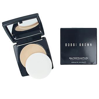 Bobbi Brown pura finitura cipria #soft sabbia 11 Gr per le donne