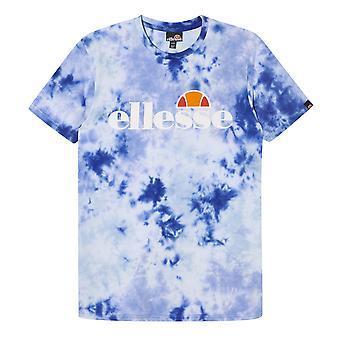 Camiseta masculina ellesse SL Prado Tie Dye Tee