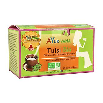 Organic Tulsi Infusion 25 packets