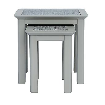 Pat nest of 2 tables