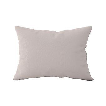 Pillowcase Double Pink Cotton Color, L50xP80 cm