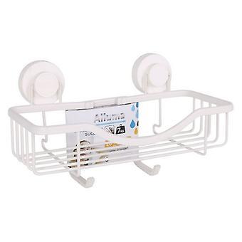 Étagères de salle de bains Confortime avec ventouses