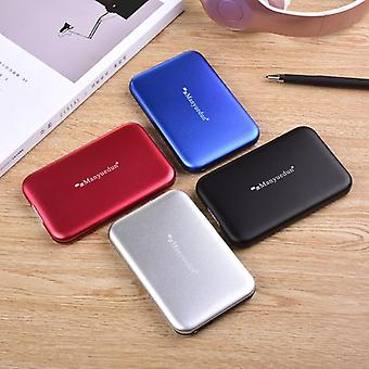 External Hard Drive Storage, Usb 3.0 Hdd Portable External Hd Hard Disk