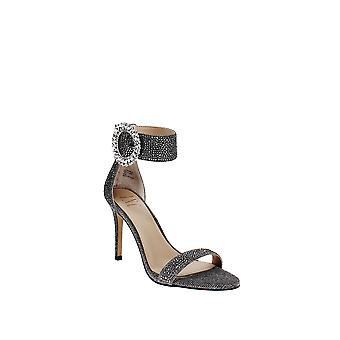 INC | Reyna Bling Buckle High-Heel Evening Sandals
