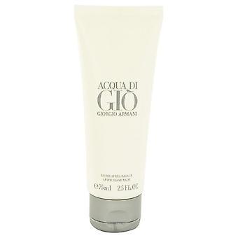 Acqua Di Gio After Shave Balm (Not for Individual Sale) By Giorgio Armani 2.5 oz After Shave Balm