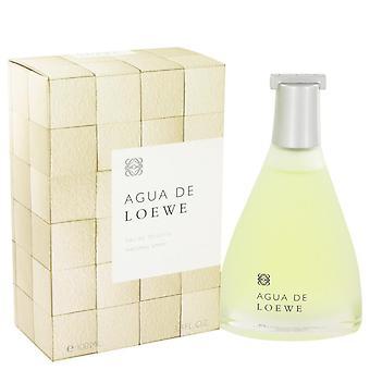 Agua De Loewe Eau De Toilette Spray Av Loewe 3.4 oz Eau De Toilette Spray