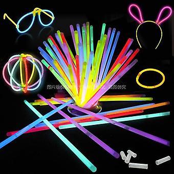 Glow Sticks Bulk Glowsticks Multicolor Optional  Luminous Rod / Bracelet Glow