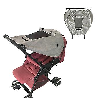 Baby Carriage Stroller Sunshade Cover