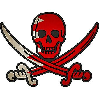 Tarra tarra merirosvo jack rackham calico lippu maa BRN Bahrain