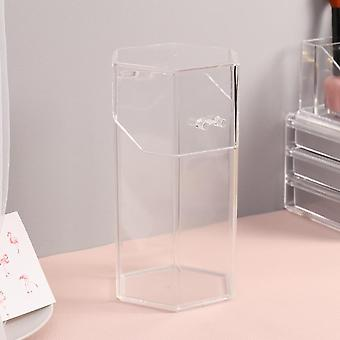 Makeup Organizer For Cosmetic Box Desktop Jewelry Nail Polish Container