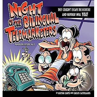 Night of the Bilingual Telemarketers by Hector Cantu - 9780740721939