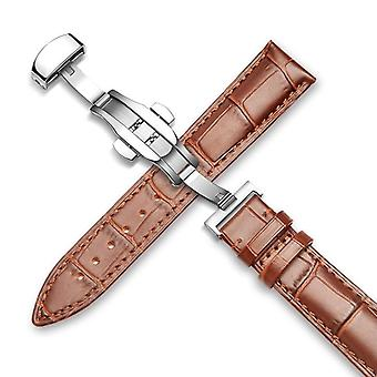 Genuine Leather Watch Band ( Set 1)