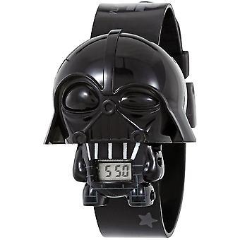 Lego BulbBotz Star Wars Darth Vader Kids Light-Up Digital Watch 2021098