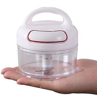 Manual de la máquina de ajo doméstico triturador de ajo mini máquina de ajo cocina ajo prensa peeling hogar cocina utensilios