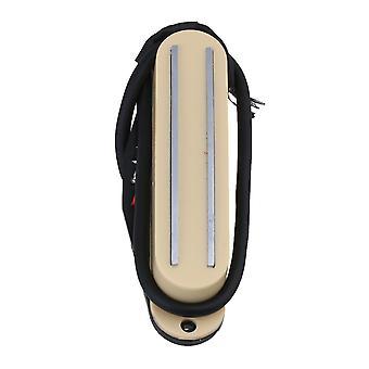 Cream 4 Wire Magnetic Dual Rail Humbucker Przetworniki do gitary elektrycznej