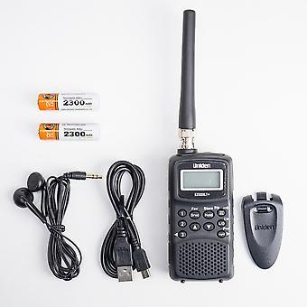 Scanner Uniden EZI33XLT Plus 78-174 MHz, 406-512 MHz