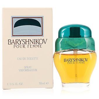 BARYSHNIKOV by Parlux Eau De Toilette Spray 1 oz