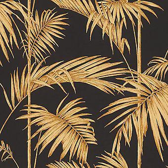 Lola Paris Palm Wallpaper