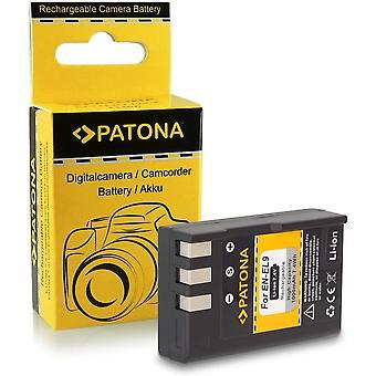 FengChun Batteriewechsel für 1000mAh, kompatibel mit Nikon EN-EL9