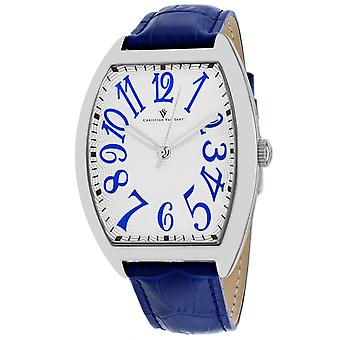Christian Van Sant Men's Royalty II White Dial Watch - CV0371