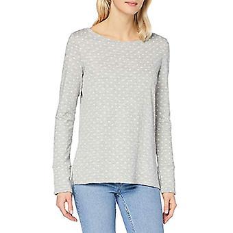 edc by Esprit 990CC1K306 T-Shirt, 019/Gunmetal 5, M Woman