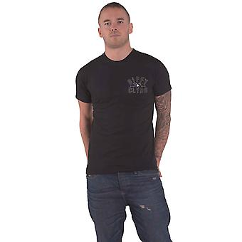 Biffy كليرو تي قميص دمية شعار الفرقة الجديدة الرسمية الرجال الأسود
