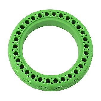 """Xiaomi M365 - STD & PRO - 8.5"""" Honeycomb Solid Rubber Tyre - (GREEN) - SINGLE"""