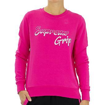 Supreme Grip Women Sweatshirt Wankel    Fucsia