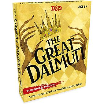 Dungeons & Dragons (DDN) The Great Dalmuti Card Game
