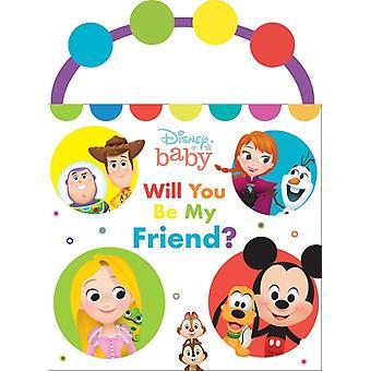 Disney Baby Will You Be My Friend av Maggie Fischer