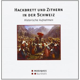 Various Artist - Hackbrett Und Zithern in Der S [CD] USA import