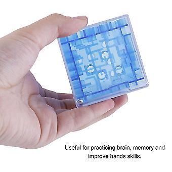 Hot 3d dreidimensionalen Zauberwürfel Maze pädagogische Spielzeug Intelligenz Spielzeug