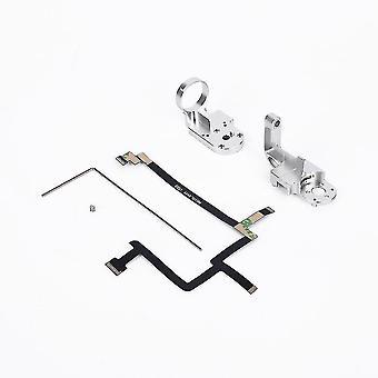Kit de reparación de brazo de guiñada y rodillo estándar pieza + tornillo para Dji Phantom 3
