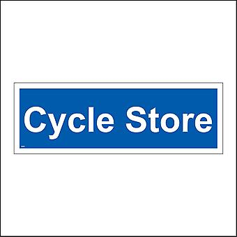 GE701 Cycle Store Sign