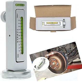 باب المرآب فتاحات أربعة عجلة محاذاة أداة قياس المغناطيسي قابل للتعديل