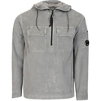 C.P. Företag Hooded Sladd Overshirt