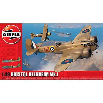 Bristol Blenheim Mk.1 (216 Pieces 1935) [Kit]