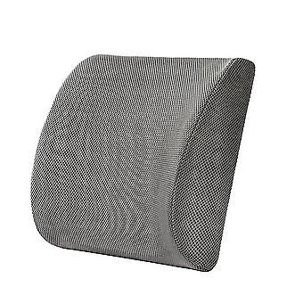 Respaldo lumbar soporte cojín homemiyn almohada de soporte lumbar para escritorio de oficina silla de coche-viscoelástica cojín de espalda con