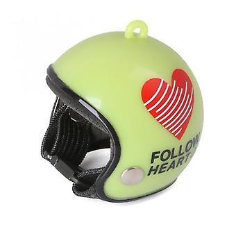 Kuřecí přilba Malý pet tvrdý klobouk Legrační kuřecí přilba Hen Hard Bird Hat Headgear Ochranná Pet