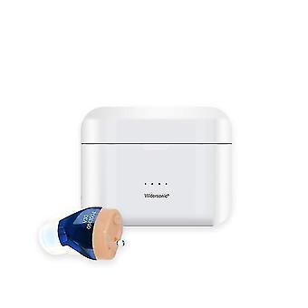 Audífono audifonos recargable USB audífonos invisibles amplificador de sonido de tono ajustable