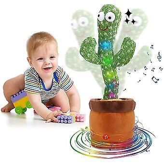 Cactus danzante, il giocattolo cactus parlante ripete quello che dici