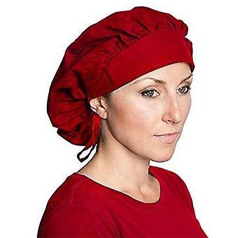 Unisex Kórház dolgozó sebészeti orvos nővér kozmetikus kalap bozót sapka