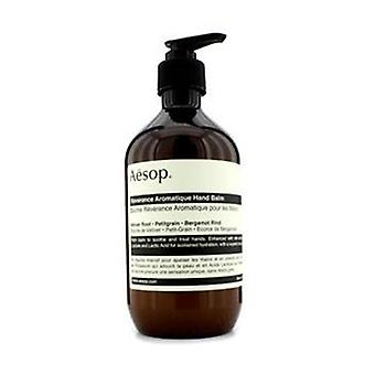 Esopo riverenza Aromatique mano Balsamo - 500ml / 17.2 oz