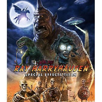 Ray Harryhausen: Special Effects Titan [Blu-ray] USA import