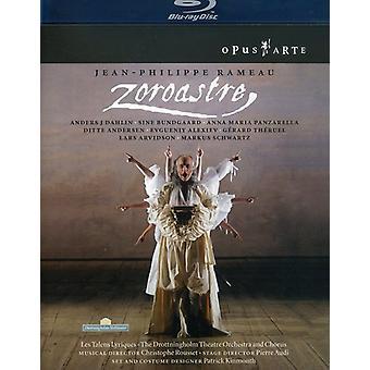 J. Rameau - Zoroastre [BLU-RAY] USA import