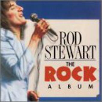 Rod Stewart - Rock Album [CD] USA import