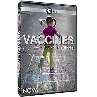 Nova: Vaccines-Calling the Shots [DVD] USA import
