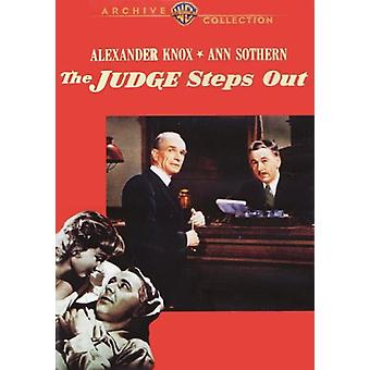Judge Steps Out [DVD] USA import