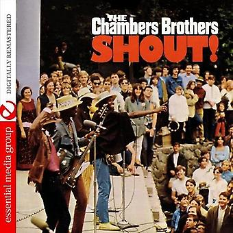 Chambers Brothers - Shout! [CD] USA import